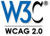 WCAG 2.0 Level AA Validated Website